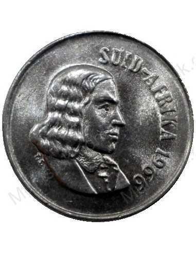 Ten Cent(Afrikaans), South Africa, 1966, Nickel