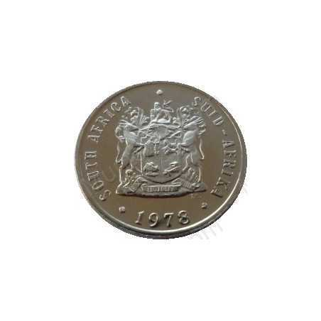 Ten Cent, South Africa, 1978, Nickel