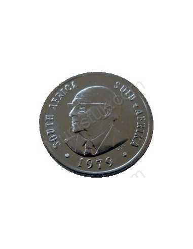 Ten Cent, South Africa, 1979, Nickel