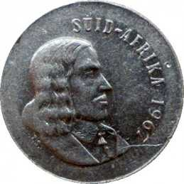 Five Cent(Afrikaans), South Africa, 1967, Nickel