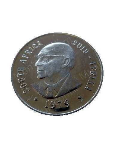 Fifty Cent, South Africa, 1979, Nickel