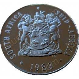 Fifty Cent, South Africa, 1983, Nickel