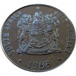 Fifty Cent, South Africa, 1985, Nickel