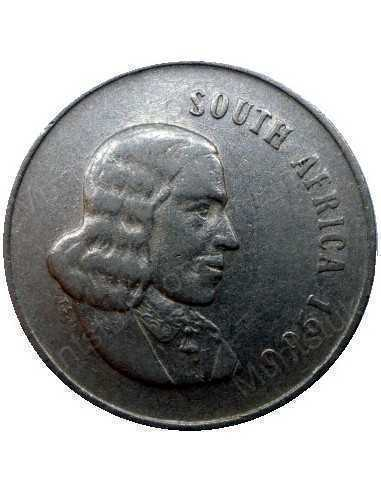 Twenty Cent(English), South Africa, 1966, Nickel
