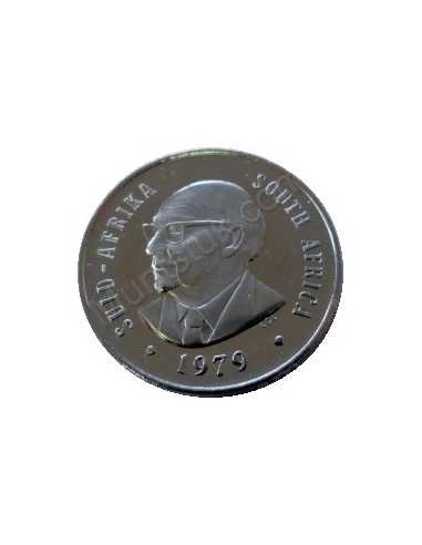 Twenty Cent, South Africa, 1979, Nickel