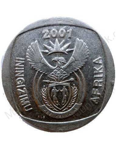 South Afrika 5 rand 1998 Price for one coin