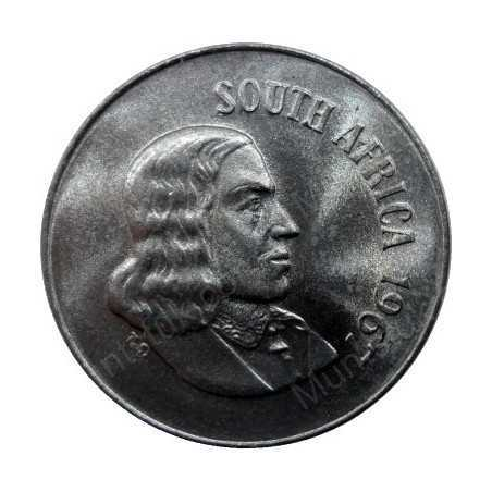 Ten Cent(English), South Africa, 1967, Nickel