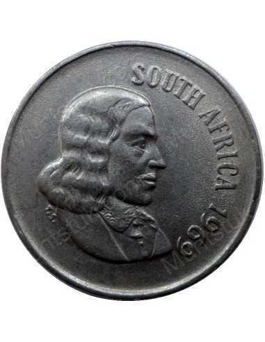 Ten Cent(English), South Africa, 1969, Nickel