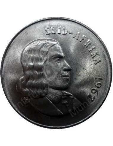 Twenty Cent(Afrikaans), South Africa, 1967, Nickel