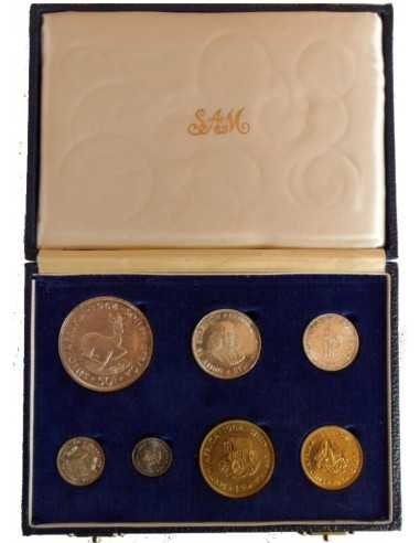 1964 SA Short Proof Set