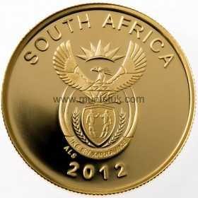 The Khoisan Culture, R2 Gold Coin