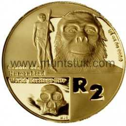 2006 Cradle of Human Kind(R2, 1/4 oz, 24 ct gold)