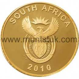 2006 Cradle of Human Kind(R2, 1/4 oz, 24 ct gold) - R2 Gold Coin - Cradle of Human Kind, World Heritage Site, 2006 - 2