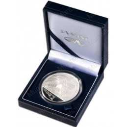 2012 Gautrain, R2, Silver, Proof