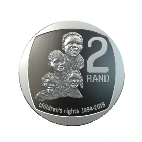 Two Rand, South Africa, 2019 Children's Rights Reverse