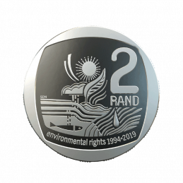 Two Rand, South Africa, 2019 Environmental Rights Reverse