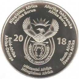 Fifty Rand, South Africa, 2018, Mandela - Young man Obverse