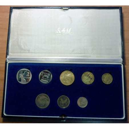 1990 SA Short Proof Set
