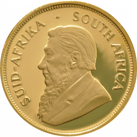 1oz Krugerrand, South Africa, 1994, Gold, Obverse