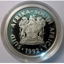 2 Rand, South Africa, 1992