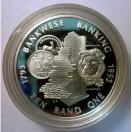 1 Rand, South Africa, 1993
