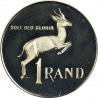 One Rand, South Africa, 1983, Silver