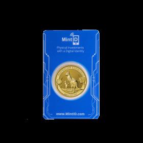 1 oz Australian, 2020, Gold - Kangaroo (MintID)