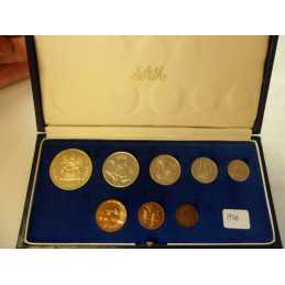 1970 SA Short Proof Set