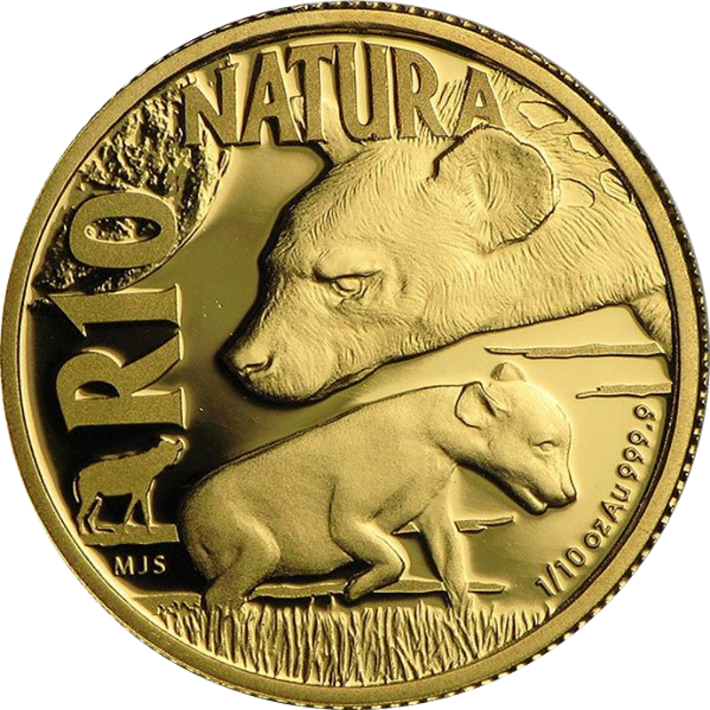 2016 The Spotted Hyena - Reverse R10