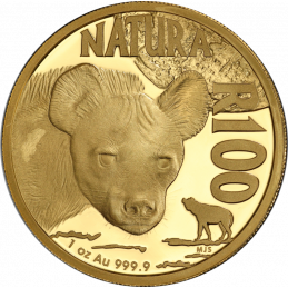 2016 The Spotted Hyena - Reverse R100
