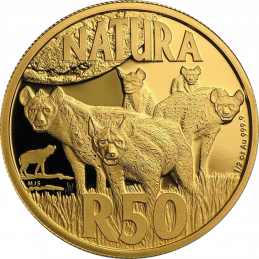 2016 The Spotted Hyena - Reverse R50