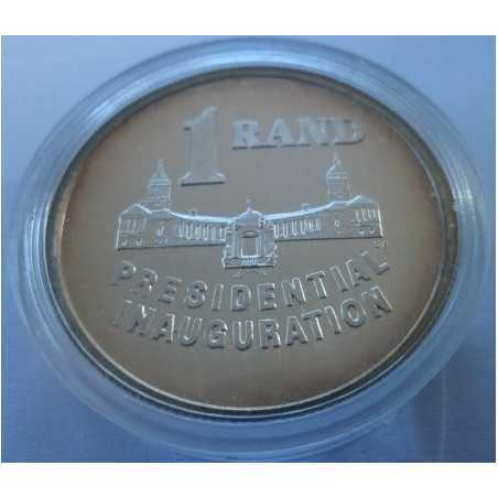 1 Rand, South Africa, 1994, Silver Proof