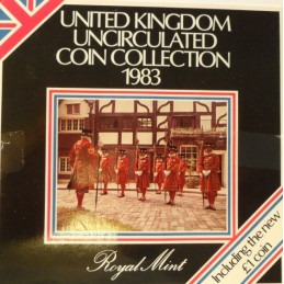 Collection, United Kingdom, 1983, UNC