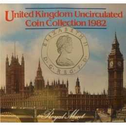 Collection, United Kingdom, 1982, UNC