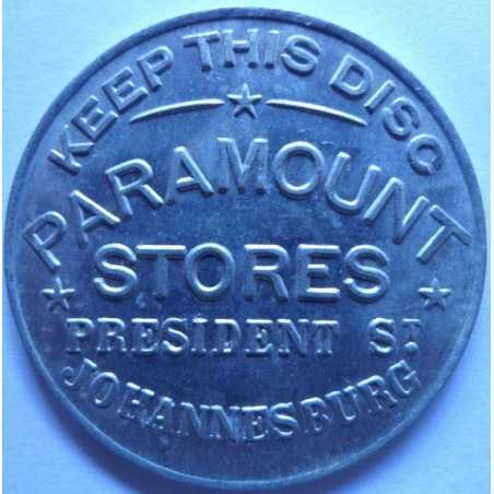 10% discount, Paramount Stores, Date Unknown