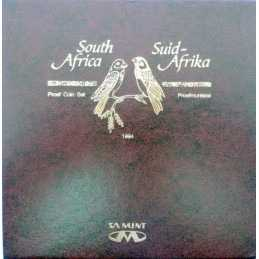1994 SA Short Proof Set