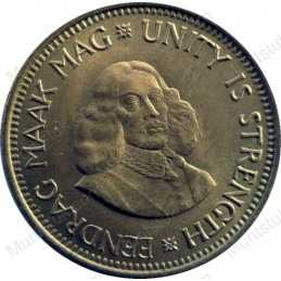 ½ Cent, South Africa, 1964