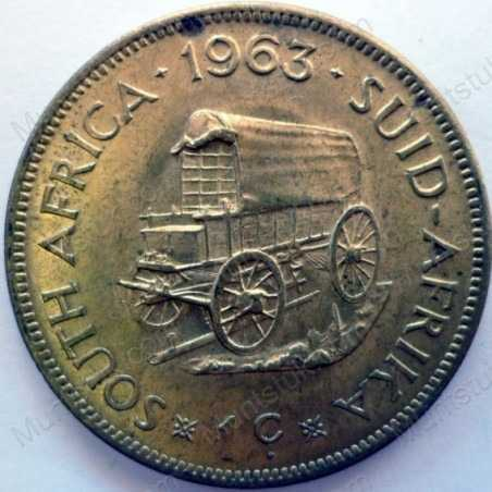 1 Cent, South Africa, 1963