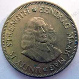 1 Cent, South Africa, 1964