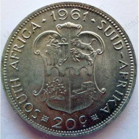 2 DIFFERENT COINS from MOZAMBIQUE 10 /& 20 CENTAVOS BOTH DATING 1961