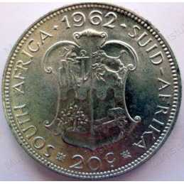 20 Cent, South Africa, 1962