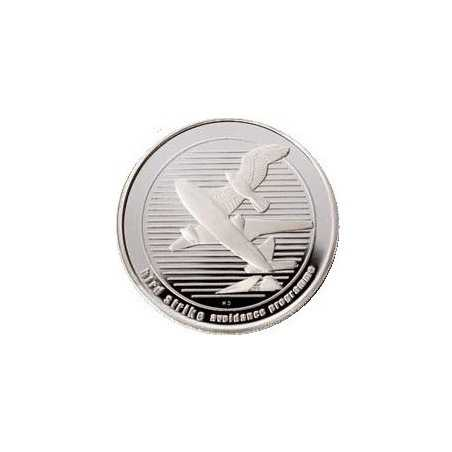 Endangered Wildlife Trust Sterling Silver Medallion Series