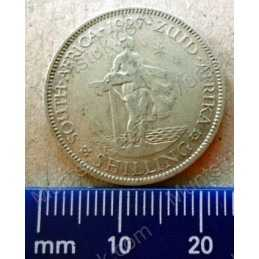 Shilling, South Africa, 1927, Silver