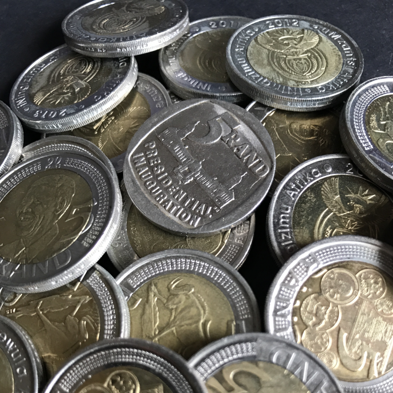South Africa R5 Coins - Investment, Gamble or Fraud
